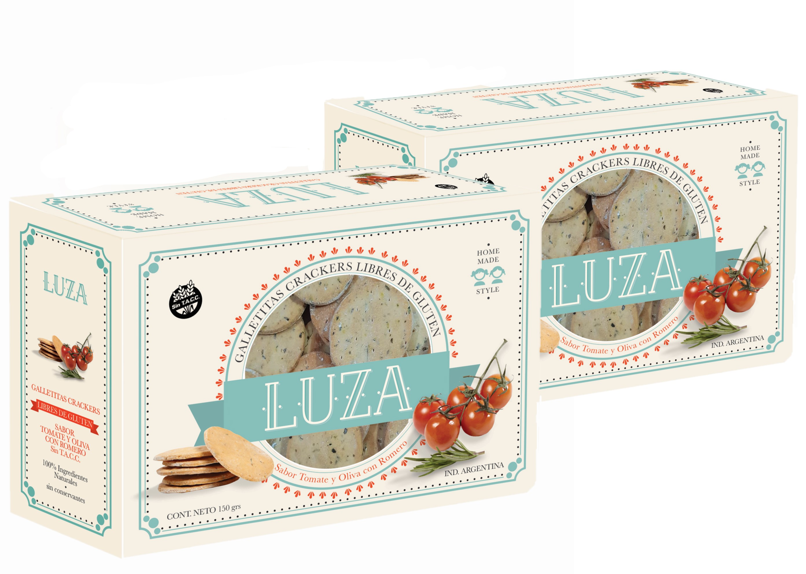 PROMO 2X1 crackers sabor tomate