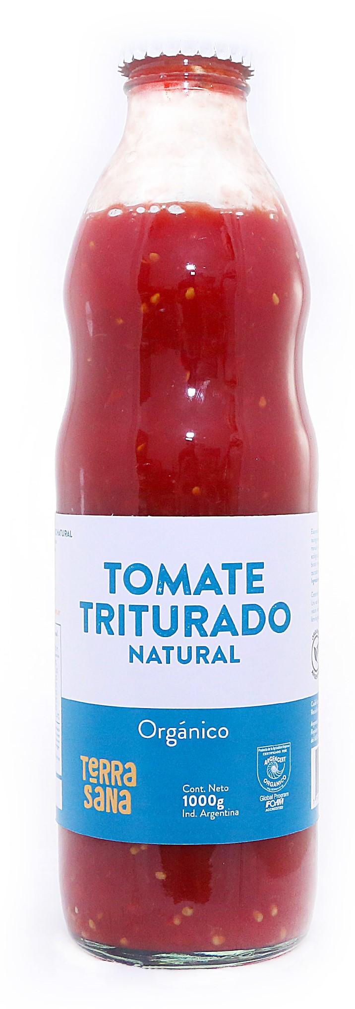 Salsa de tomate triturado 1000gr