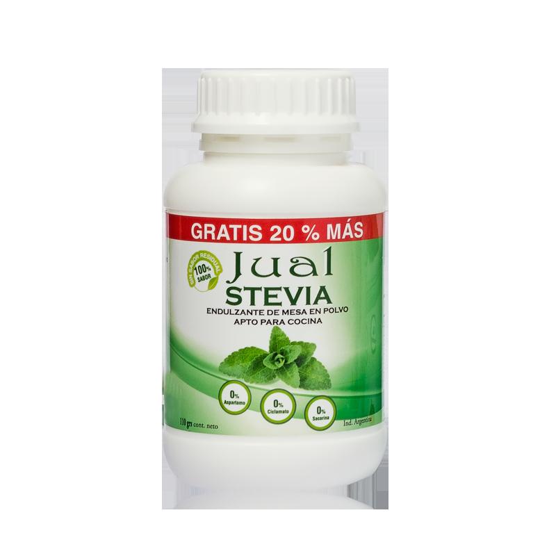 Edulcorante Stevia en polvo 110gr